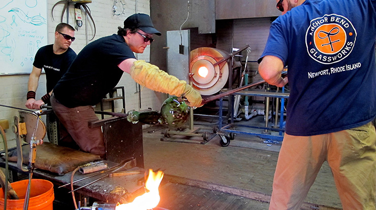 Artist Spotlight: Anchor Bend Glassworks