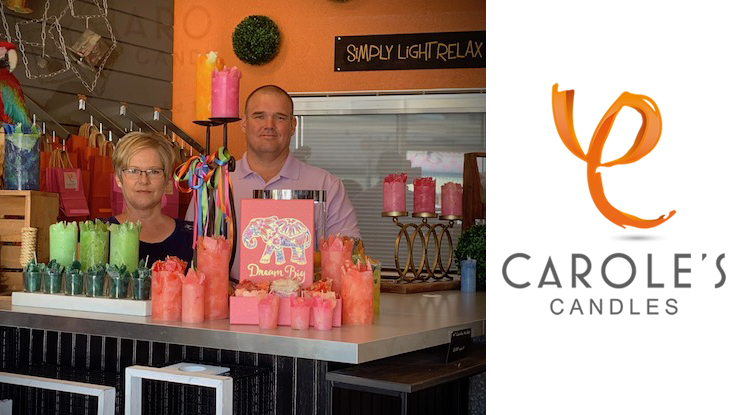 Artist Spotlight: Carole's Candles
